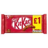 Kit Kat 5 Pack £1