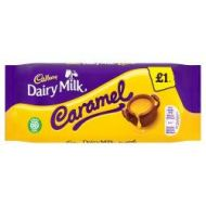 £1.00 Cadburys Caramel Bar