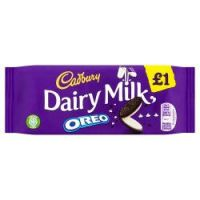 £1.00 Cadburys Oreo Bar
