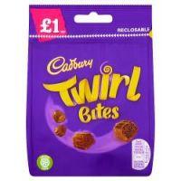£1.00 Cadburys Twirl Bites