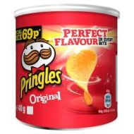 Pringles Original 69p