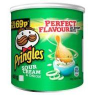 Pringles Sour Cream & Onion 69p