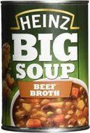Heinz Big Soup Beef Broth