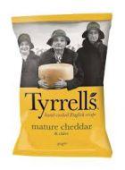 Tyrrell's Mature Cheddar & Chive Crisp