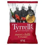 Tyrrell's Sweet Chilli Crisp