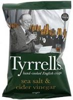 Tyrrell's Sea Salt & Cider Vinegar Crisp