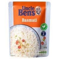 Basmati Microwave Rice