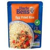 Egg Fried Microwave Rice