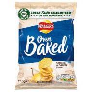 Baked Cheese & Onion Crisp