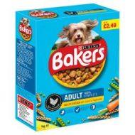 Bakers Comp Chicken & Veg 1 Pack