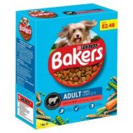 Bakers Comp Beef & Veg 1 Pack