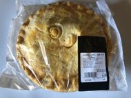 A&J Large Chicken Leak & Ham Pie