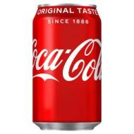 Coca Cola Cans 24x330ml