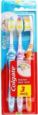 Colgate Toothbrush 3pk Medium