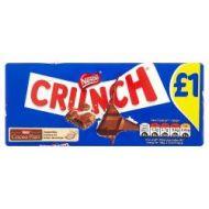 £1.00 Crunch Bar