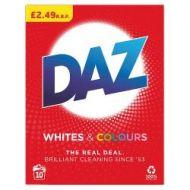 Daz Soap Powder 650g 10 Wash (2.49)
