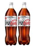 Diet Coke 1.75ltr 2 for £3.00