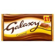 £1.00 Galaxy Caramel Bar