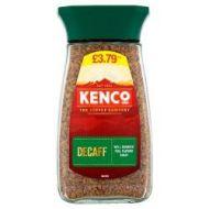 Kenc Decaff Coffee pm £3.79