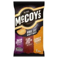 McCoys Meaty Variety Pack