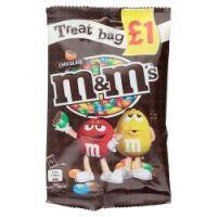 £1.00 M&M Chocolate Treat Bag