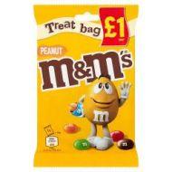 £1.00 M&M Peanut Treat Bag