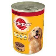 Pedigree Chum Beef with Gravy (case)
