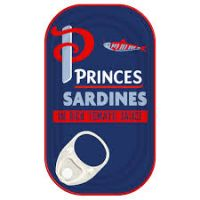 Princes Sardines in Tomato Sauce