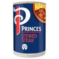 Princes Stewed Steak