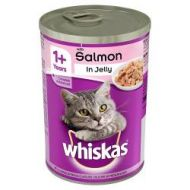 Whiskas Salmon in Jelly (case)